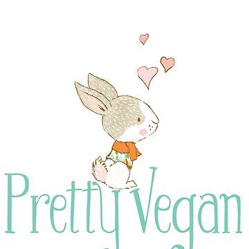 Pretty Vegan by NatalieKinnear