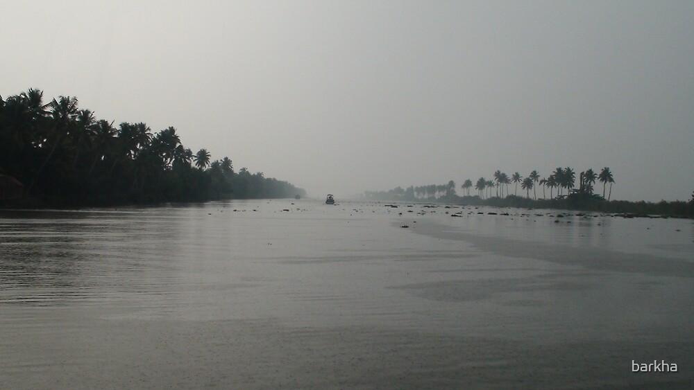 House Boat by barkha