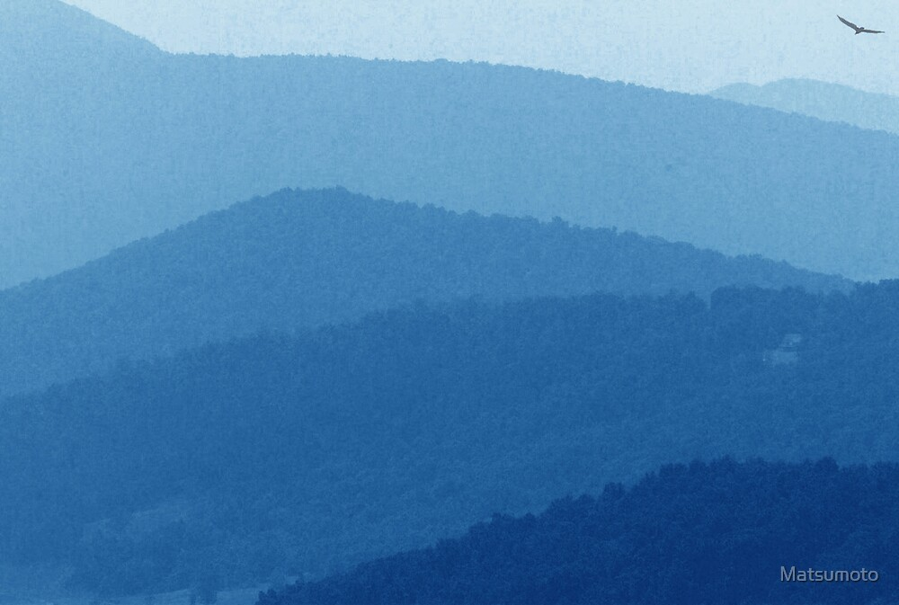 Shannandoah Valley, Virginia by Matsumoto