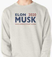 Elon Musk 2020 - Mach Amerika wieder smart! Sweatshirt