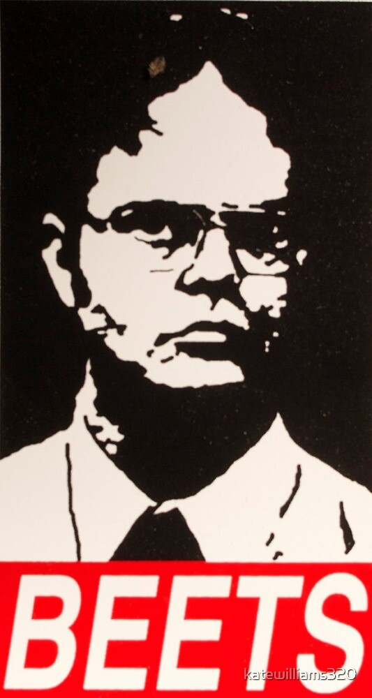 «Dwight Schrute» de katewilliams320