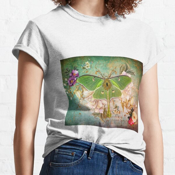 Moth to the Flame Classic T-Shirt