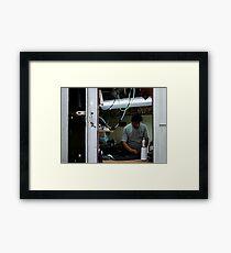 Tailor Framed Print