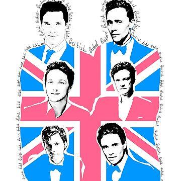 British men by olgapanteleyeva