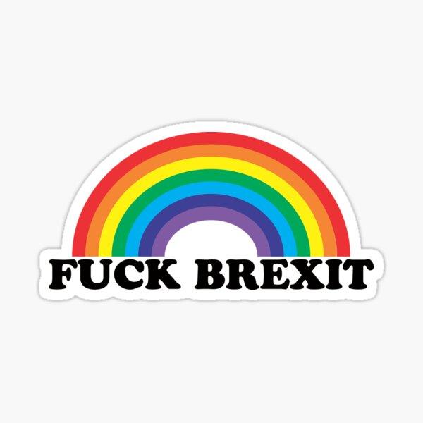Fuck Brexit Sticker