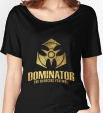 DOMINATOR T-shirts coupe relax