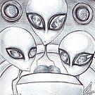Alien Entführte Reise von shethatisnau