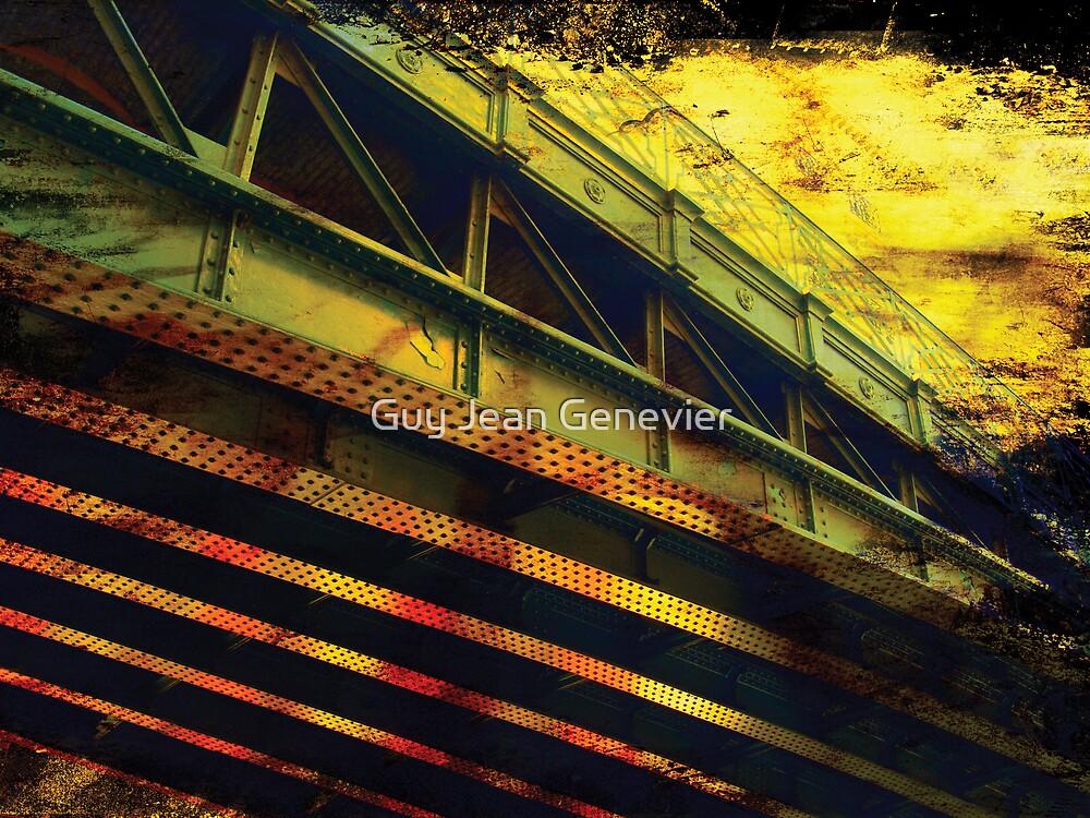 Bridge 1 by Guy Jean Genevier