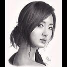 Girls' Generation Yuri Kwon by kuygr3d