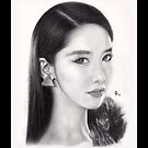 Girls' Generation Yoona Im by kuygr3d
