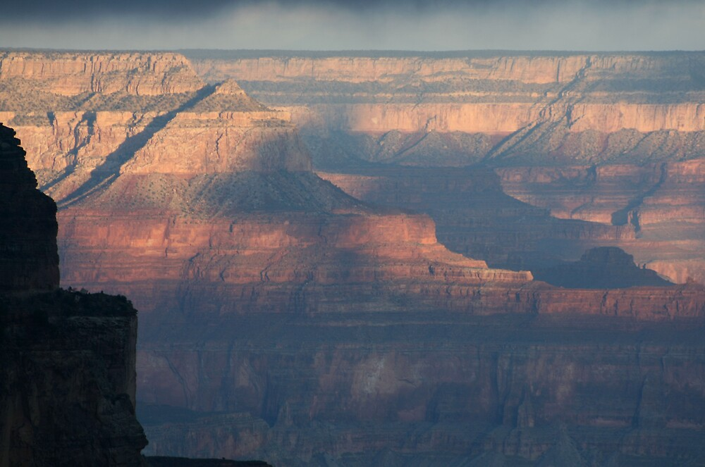 grand canyon sunrise by Willie Baronet