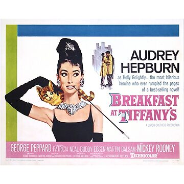 Breakfast at Tiffany's by usingbigwords