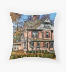 I want that Big Pink House Throw Pillow