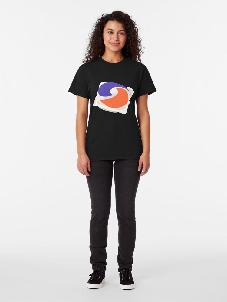 Vista alternativa de Camiseta clásica Tide Pod Meme Eat Up