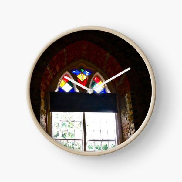 Irish Windows #6 - for a calendar Clock