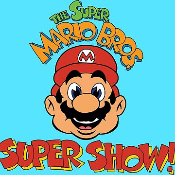 ¡Super Mario Bros. Super Show! de ohlovelypop