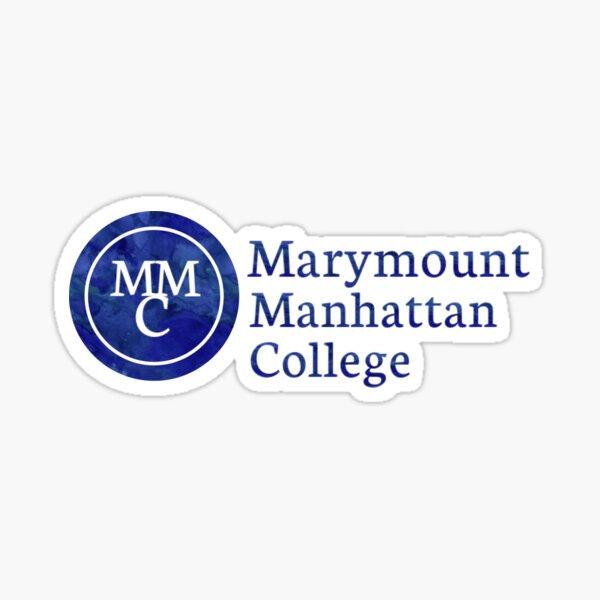 Marymount Manhattan College Sticker