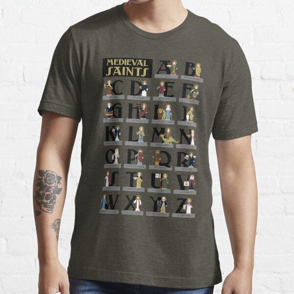 Medieval Saints Shirt Essential T-Shirt