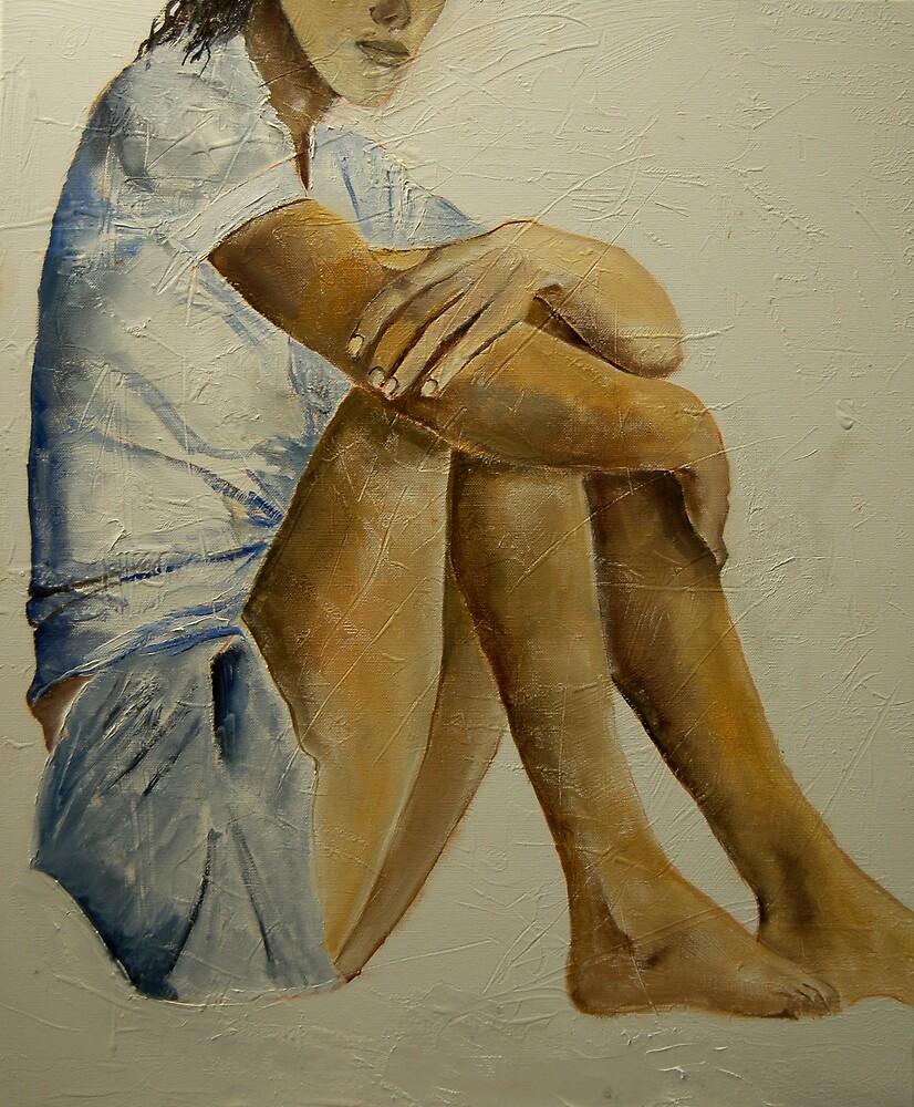 Young girl 56kk by calimero
