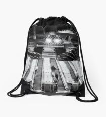 Wynyard station Drawstring Bag