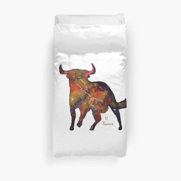 Taurus Charging Duvet Cover