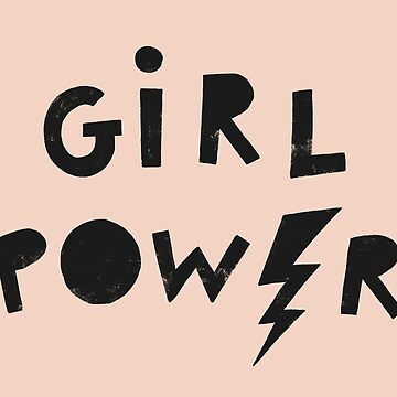 Girl Power by whatafabday