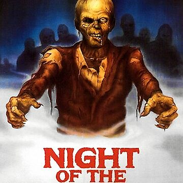 NIGHT OF THE ZOMBIES by shawnofthe80s
