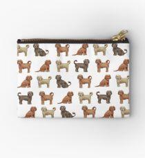 Labradoodle / Dog Studio Pouch