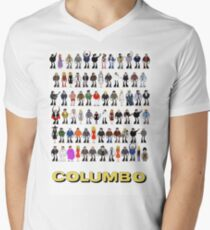 Columbo - The Murderers Men's V-Neck T-Shirt