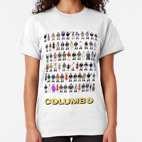 Columbo - The Murderers Classic T-Shirt