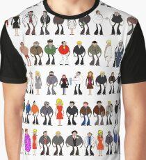 Columbo - The Murderers Graphic T-Shirt