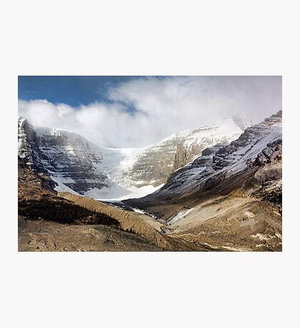 The Columbia Icefields Photographic Print