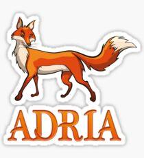 adria fox
