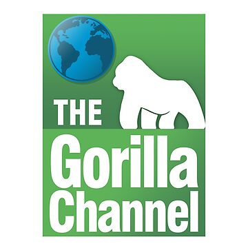 The Gorilla Channel by fishbiscuit