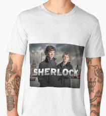 Sherlock holmes - bbc  Men's Premium T-Shirt
