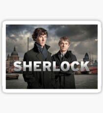 Sherlock holmes - bbc  Sticker