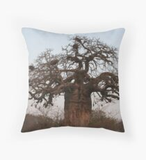boabab Throw Pillow