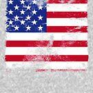 American Flag Used by Chocodole