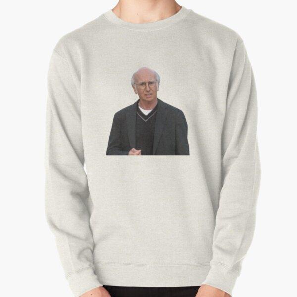Larry David - 7 Pullover Sweatshirt