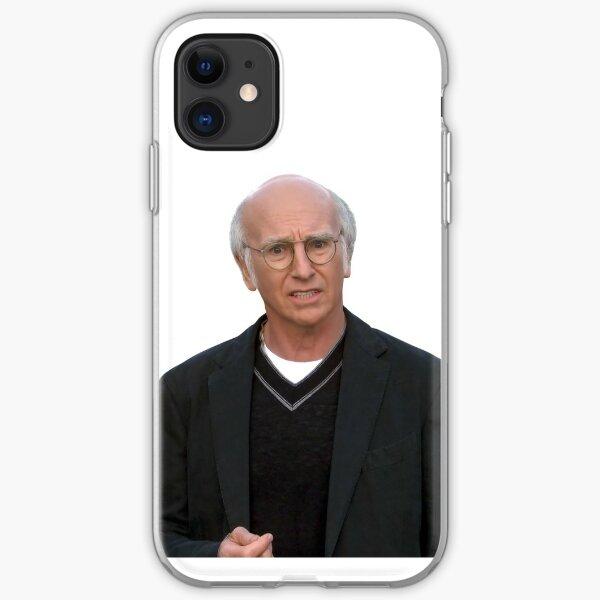 Larry David - 7 iPhone Soft Case