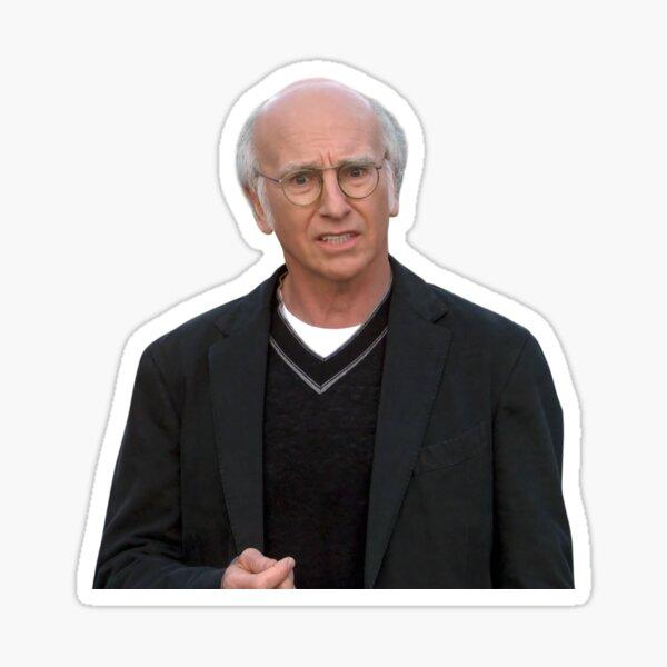 Larry David - 7 Sticker