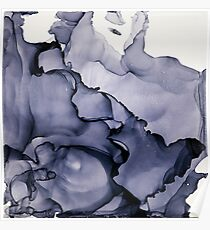 Abstract Ink  Poster