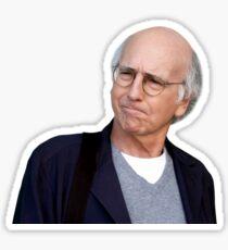 Larry David - 8b Sticker