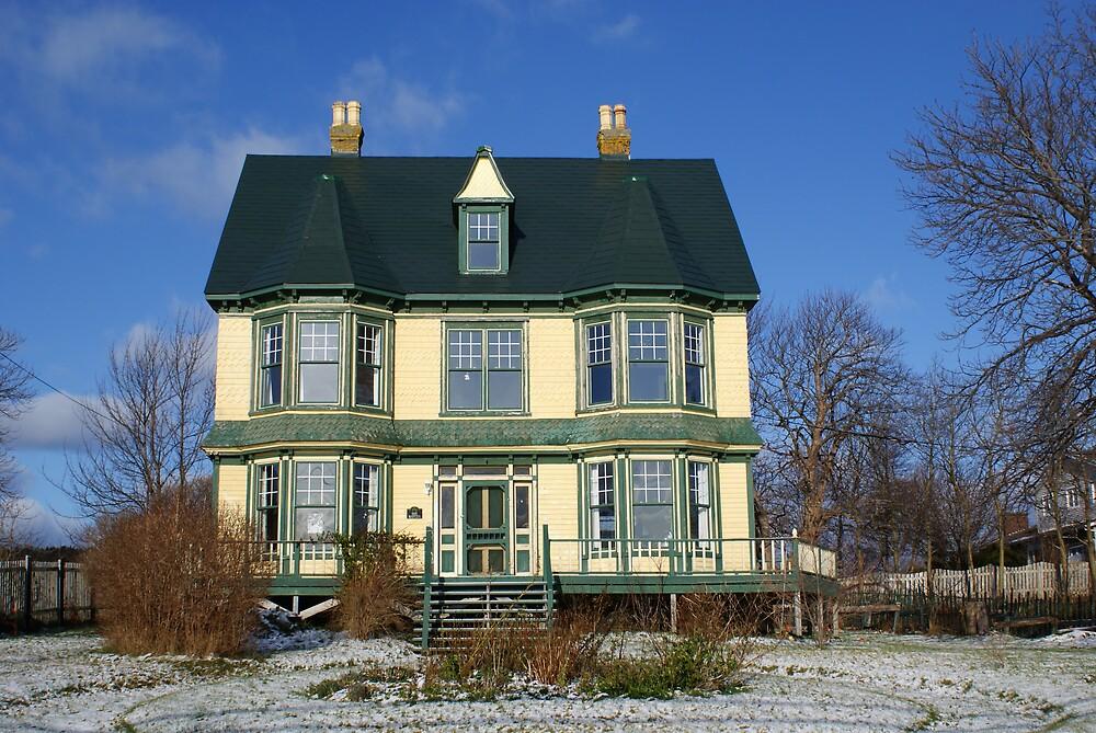 Maple Estates - Hr.Grace,NL. by Cyril S. Shugarue Jr.