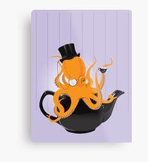 Oc-tea-pus Metal Print