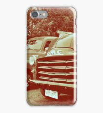 The Old GMCs iPhone Case/Skin