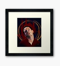 Jim -- And All The Sinners Saints Framed Print