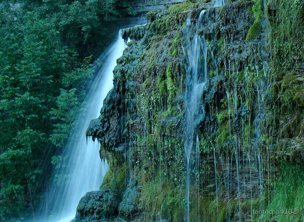 top of lucifer falls by tantricpark182