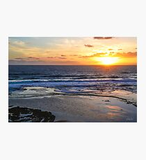 London Bridge beach, Portsea, Mornington Peninsula, Victoria, Australia  Photographic Print