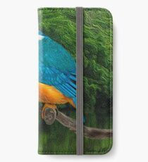 Common Blue Kingfisher iPhone Wallet/Case/Skin